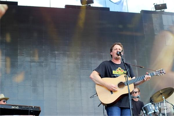 Sturgill Simpson - Eaux Claires Music and Arts Festival 2015