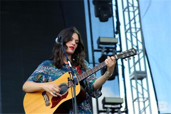 The Staves - Eaux Claires Music and Arts Festival 2015