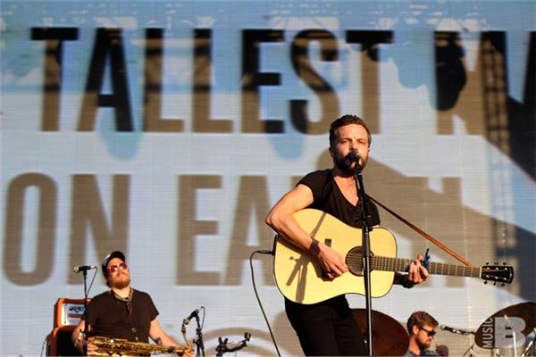 Tallest Man On Earth - Eaux Claires Music and Arts Festival 2015