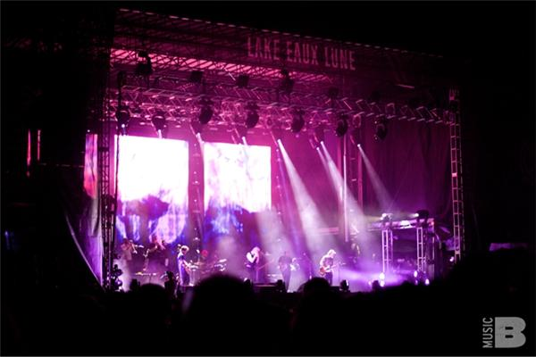 The National - Eaux Claires Music and Arts Festival 2015