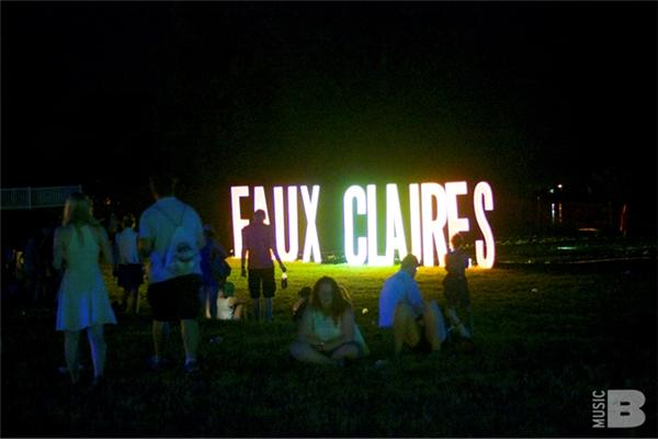 Eaux Claires Music and Arts Festival 2015