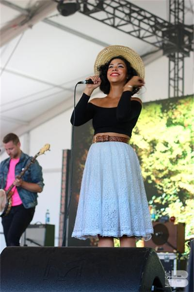 Phox - Eaux Claires Music and Arts Festival 2015