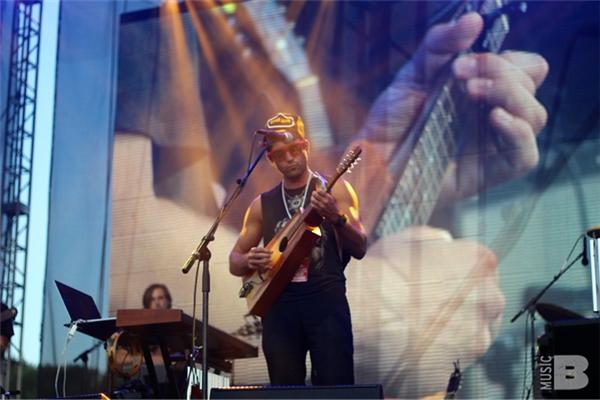 Sufjan Stevens - Eaux Claires Music and Arts Festival 2015