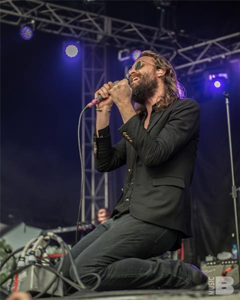 Father John Misty Governors Ball NYC 2016