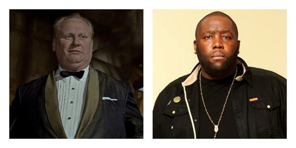 goldfinger killer mike james bond