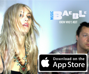Baeble iPhone Ad