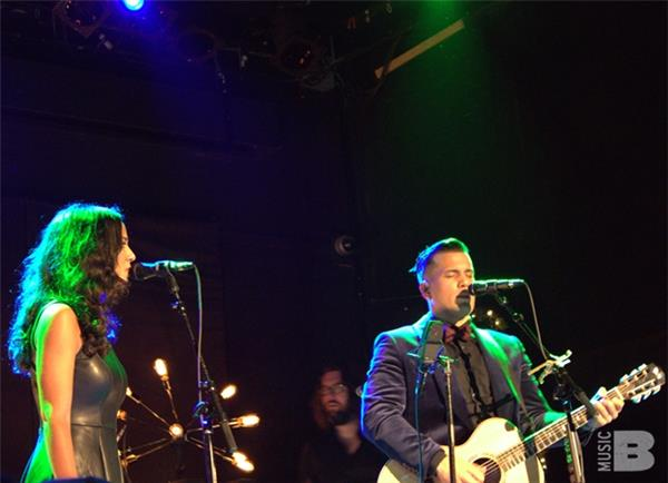 johnnyswim new york bowery ballroom