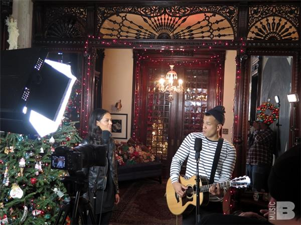 johnnyswim new york christmas