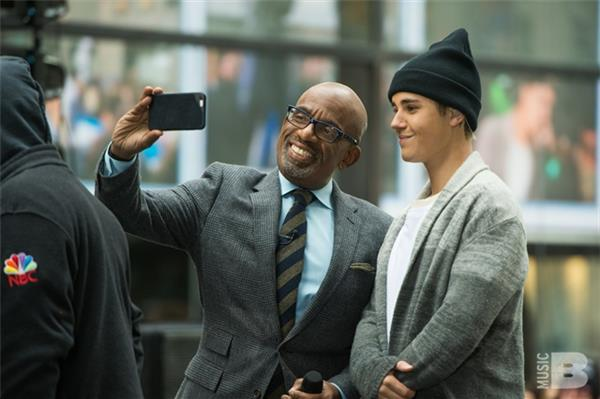 justin bieber the today show new york