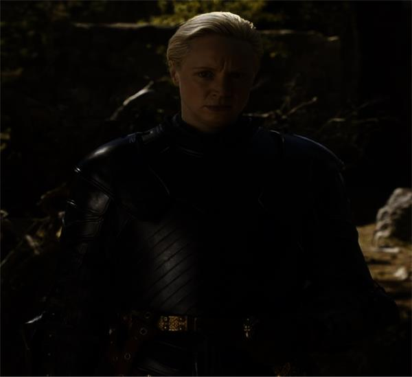lady brienne of tarth game of thrones