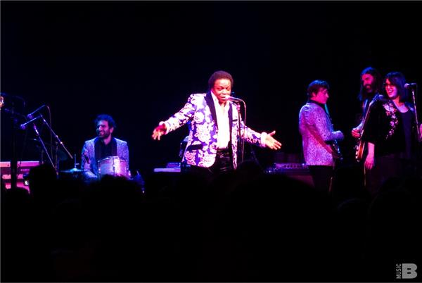 Lee Fields Irving Plaza