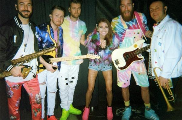 misterwives behind the scenes