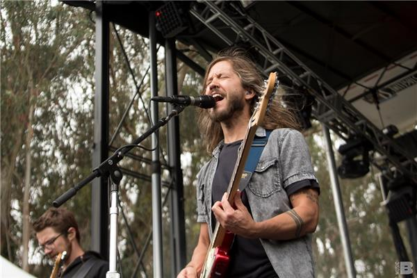 Moon Taxi Outside Lands