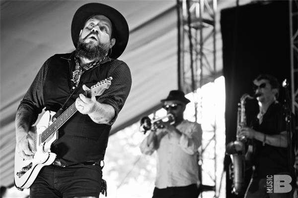 Nathantiel Rateliff and the Night Sweats Panorama Music Festival