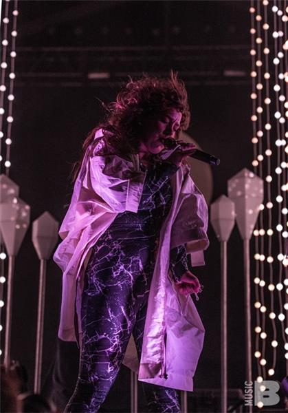 Purity Ring Governors Ball NYC 2016