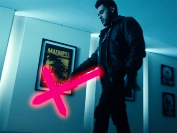 the weeknd starboy video