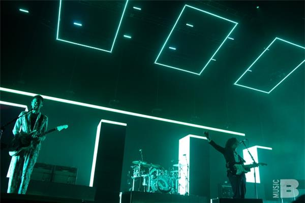The 1975 New York Barclay Center