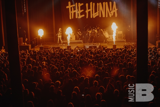 The Hunna Roundhouse London
