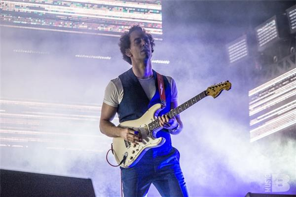 The Strokes Governors Ball NYC 2016