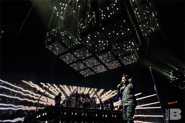 the weeknd madison square garden new york