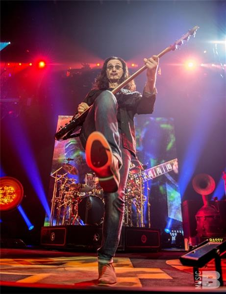 rush prudential center 2015
