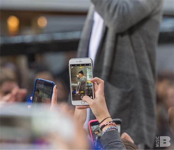 justin bieber today show new york 2015