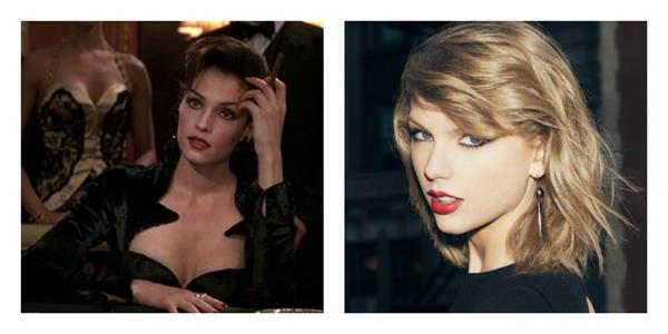 xenia onatopp taylor swift james bond