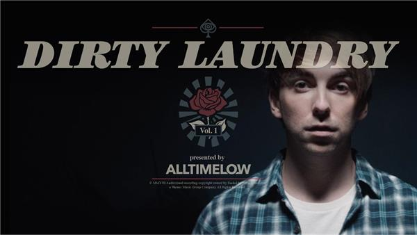 All Time Low - Dirty Laundry