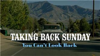 You Can't Look Back