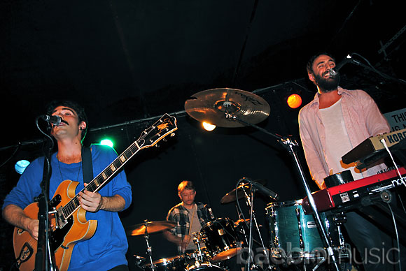 Local Natives - The Mercury Lounge