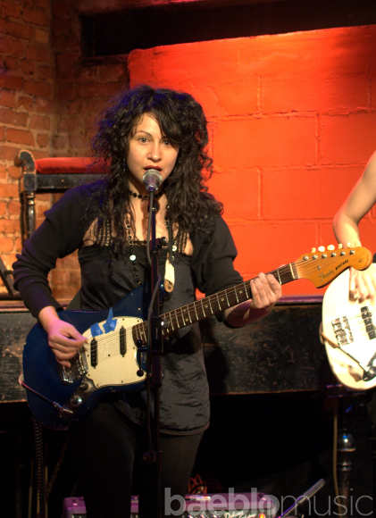 Frankie Rose and The Outs - Rockwood Music Hall