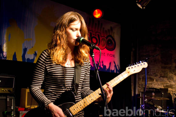 Blood Red Shoes - The Bowery Electric