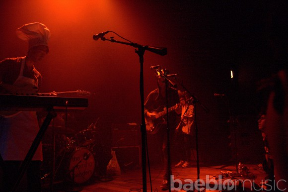 The Morning Benders - Lincoln Hall