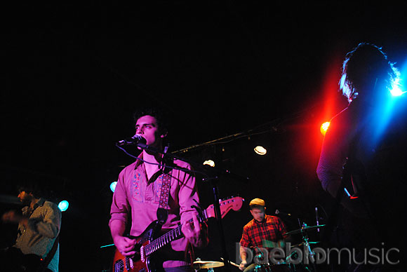 Noah and The Whale - The Mercury Lounge