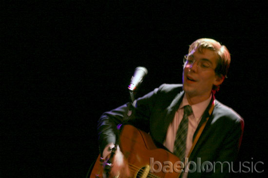 Justin Townes Earle - The Bowery Ballroom