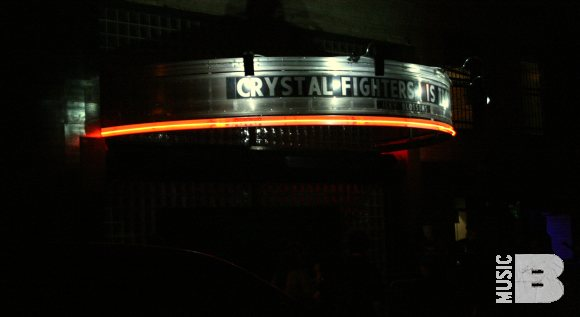 Crystal Fighters - Music Hall of Williamsburg