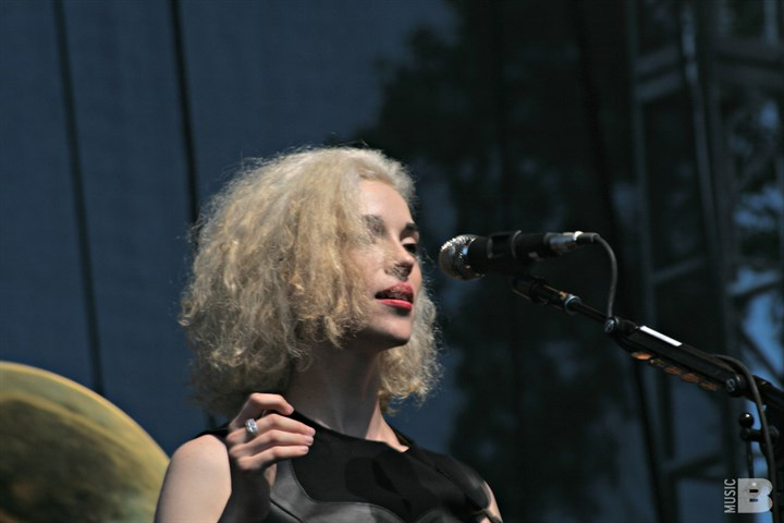 David Byrne and St. Vincent - Bonnaroo Music and Arts Festival