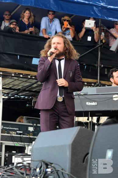 Jim James - Newport Folk Festival