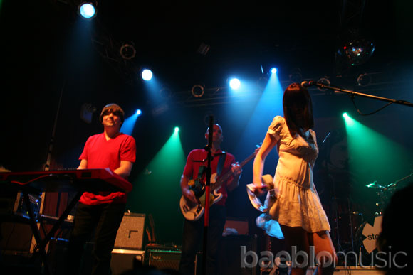 The Postmarks - The Highline Ballroom