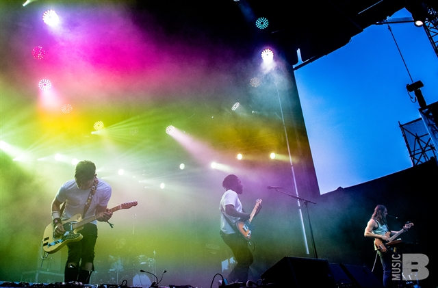 Bloc Party - Governors Ball