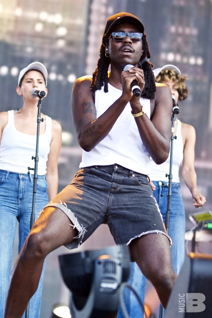 Blood Orange - Panorama Music and Arts Festival