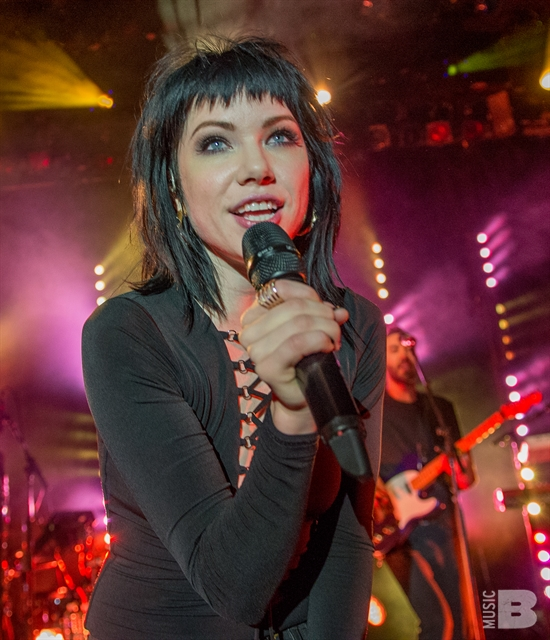 Carly Rae Jepsen - Irving Plaza