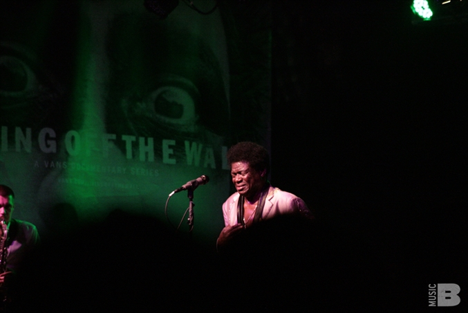 Charles Bradley - House of Vans