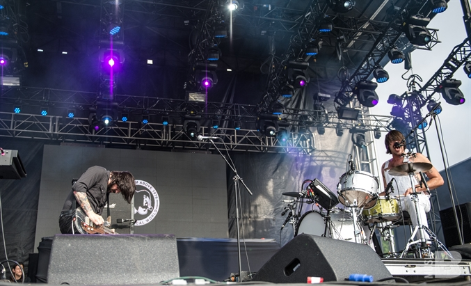 Death From Above 1979 - Governors Ball