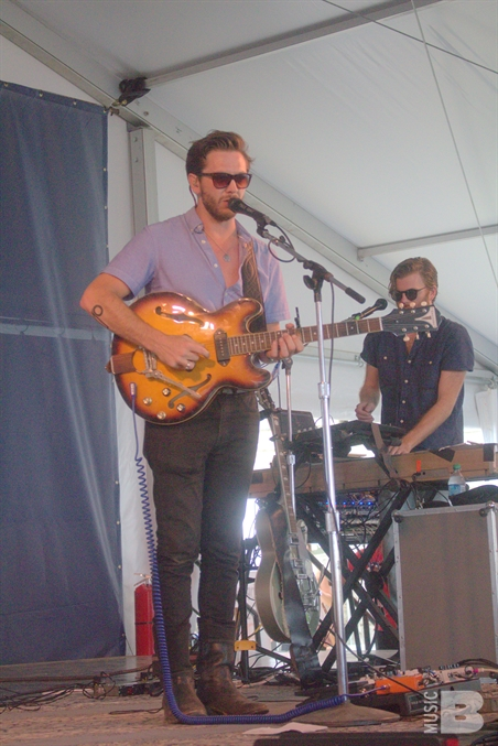 Field Report - Newport Folk Festival