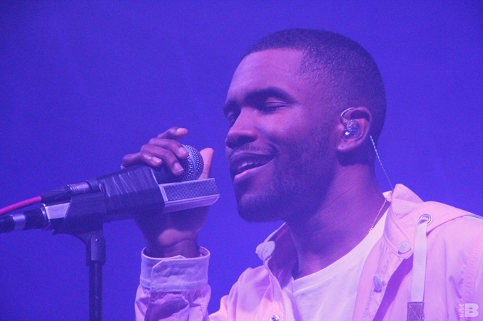 Frank Ocean - Bonnaroo Music and Arts Festival