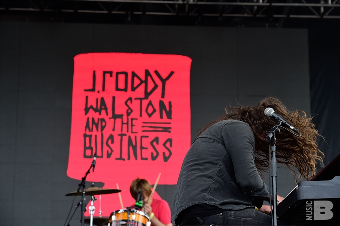 J. Roddy Walston & The Business - Governors Ball