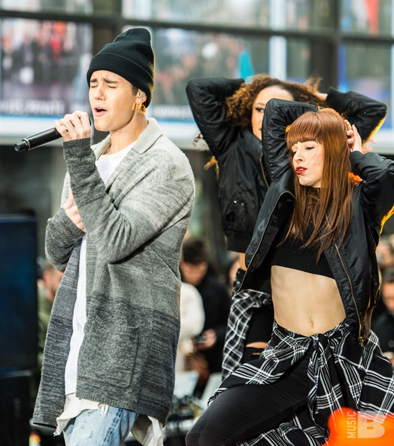 Justin Bieber - The Today Show