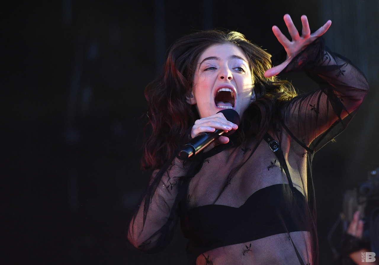 Lorde - Governors Ball