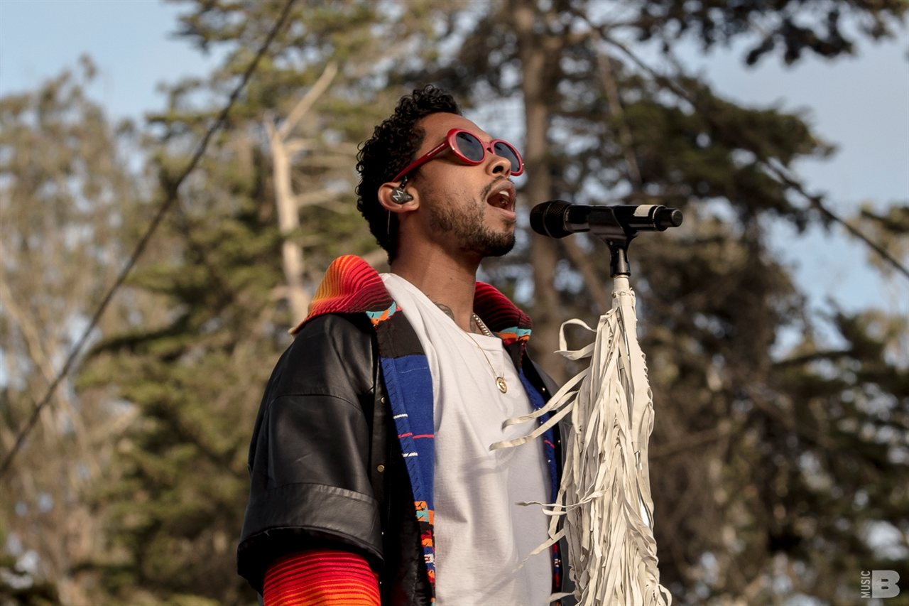 Miguel - Outside Lands